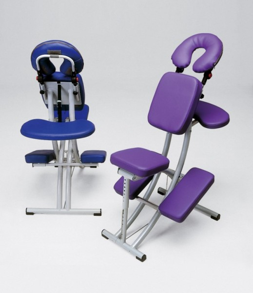 Therapiestuhl Swing - optimale Verbindung von Form und Funktion, in vielen Farben herstellbar, Made in Germany