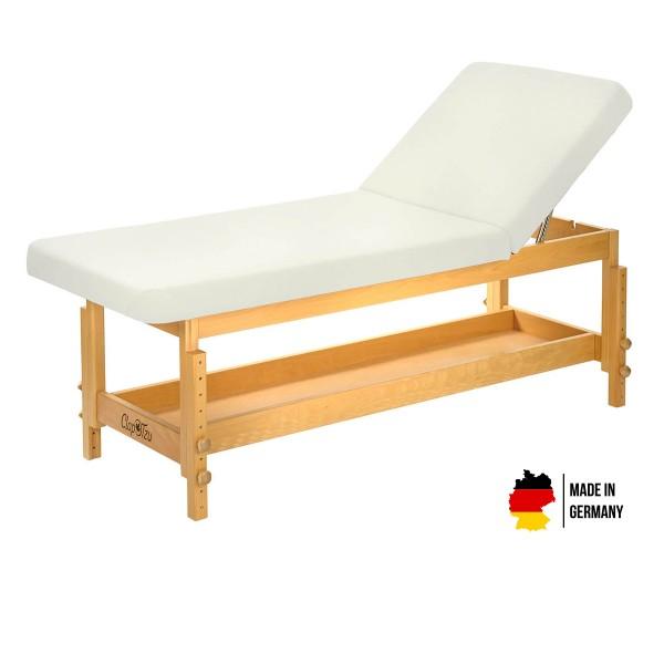 Untersuchungsliege - Massageliege STABILO | anstellbares Rückenteil
