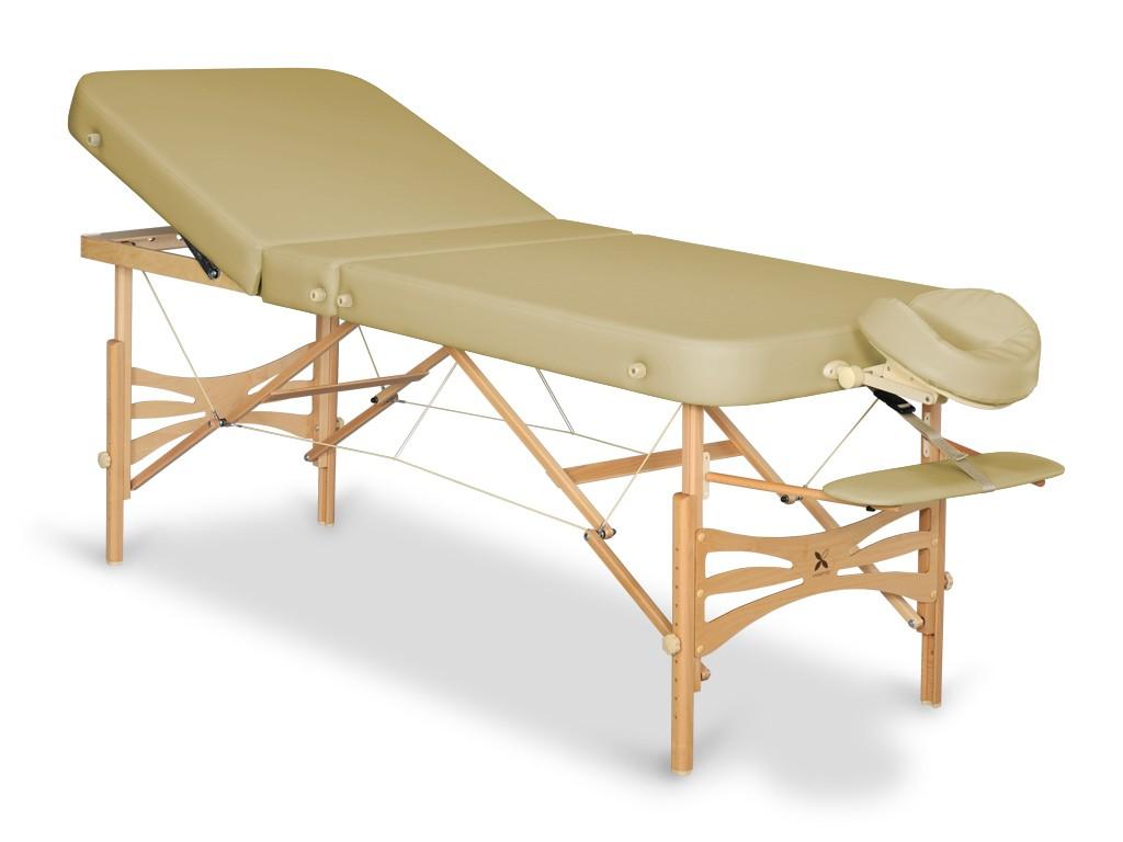 Massagetisch HABYS Gallo PLUS mit Rückenlehne   extra groß