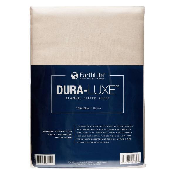 Flanell Spannbezug Massageliege Dura-Luxe | 3er Pack