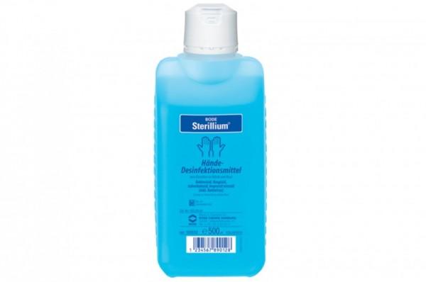 Hände Desinfektion Bode Sterillium 500 ml Flasche