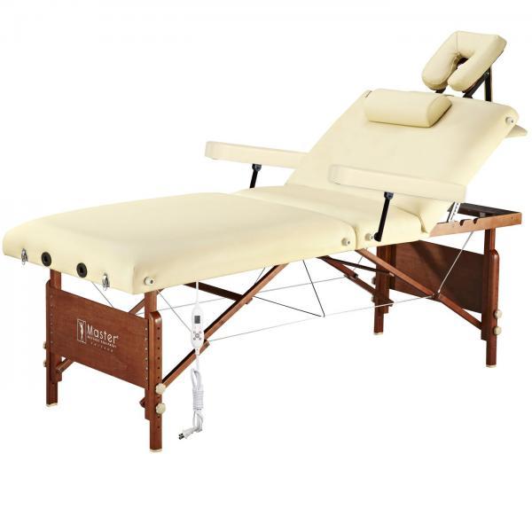 Massagetisch Del Ray SALON | Therma Top - Liegenheizung
