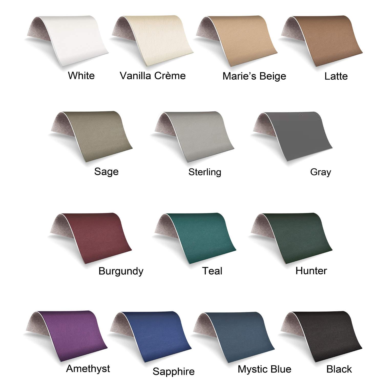 Earthlite NaturSoft Farbpalette