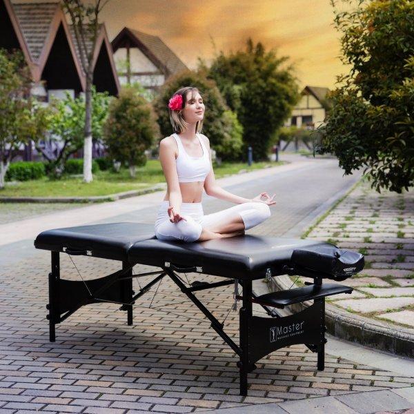 Mobile Massageliege GALAXY professional | Design