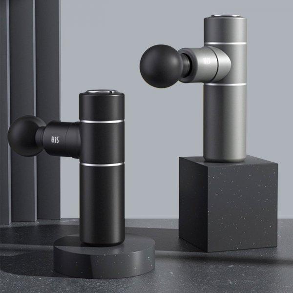 Hi5 Mini Vibrationsmassagegerät-Massagepistole | NEU