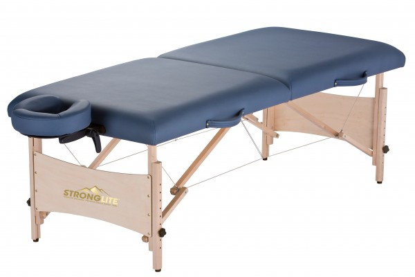 Mobile Massageliege Stronglite STANDARD - agate