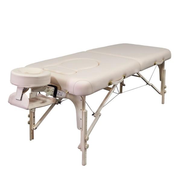 Mobile Massageliegen für Schwangerenmassage und Wellnessanwendungen