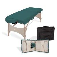 Mobile Massageliege Earthlite Harmony DX - günstiges, aber hochwertiges Massageliegen-Set