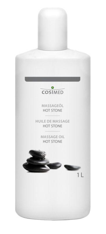 Massageöl HOT STONE by CosiMed