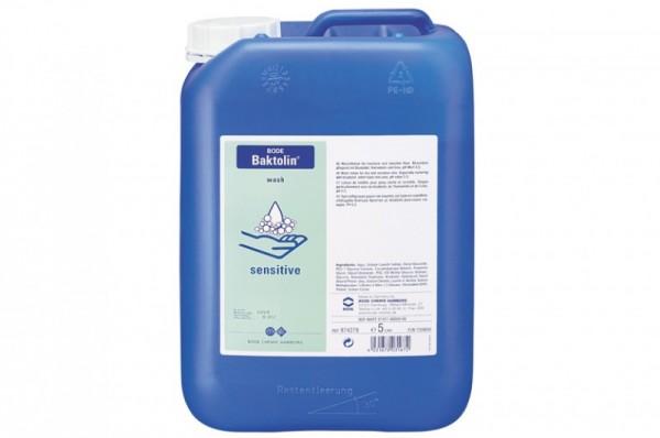 Waschlotion Baktolin® sensitive von Bode im 5 Liter Kanister