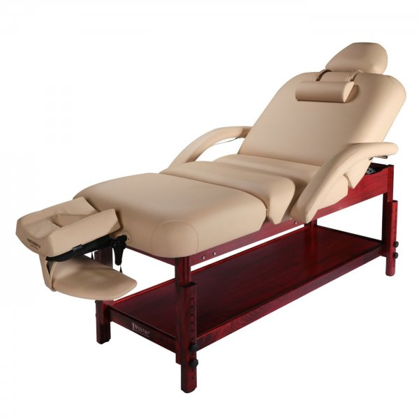 Massageliege stationär CLAUDIA | SPA Salon