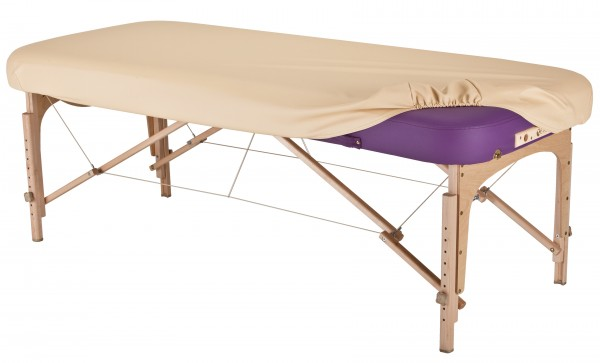 Hochwertiger Schutzbezug für Massagelege (ultra-langlebig) by EARTHLITE - BEIGE