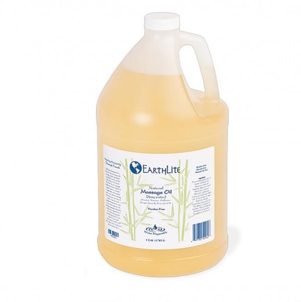 Earthlite Premium Massageöl - geruchsneutral - 3,78 Liter