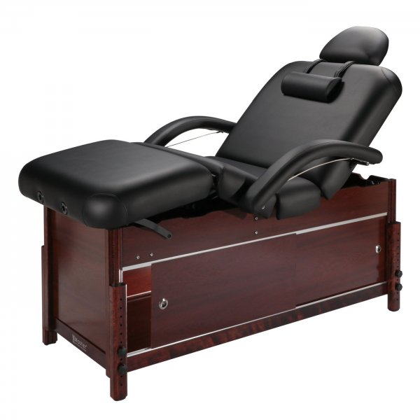 Massageliege stationär CABRILLO | SPA Salon | 4 teilige