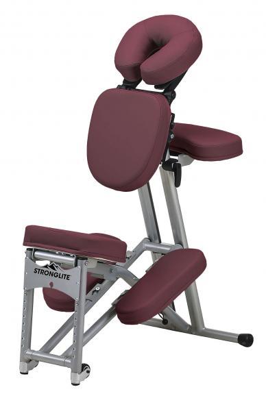 Massagestuhl Stronglite ERGO PRO II  - Farbe | burgundy