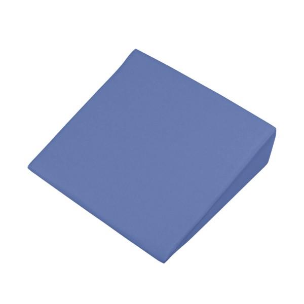 Lagerungshilfe Keil - in  24 Farben verfügbar - Farbe des Lagerungsplster: PISA blau
