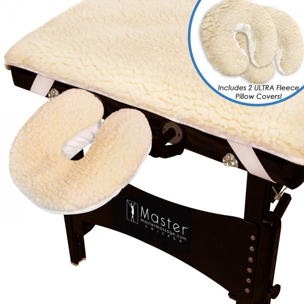 Luxus Fleece Set - Liegenbezug Set