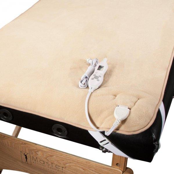 Heizdecke für die Massageliege | maschinenwaschbar