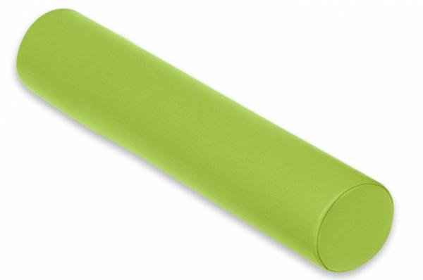 ClapTzu Lagerungspolster: Vollrolle L zur Patientenlagerung, Farbe: apfelgrün