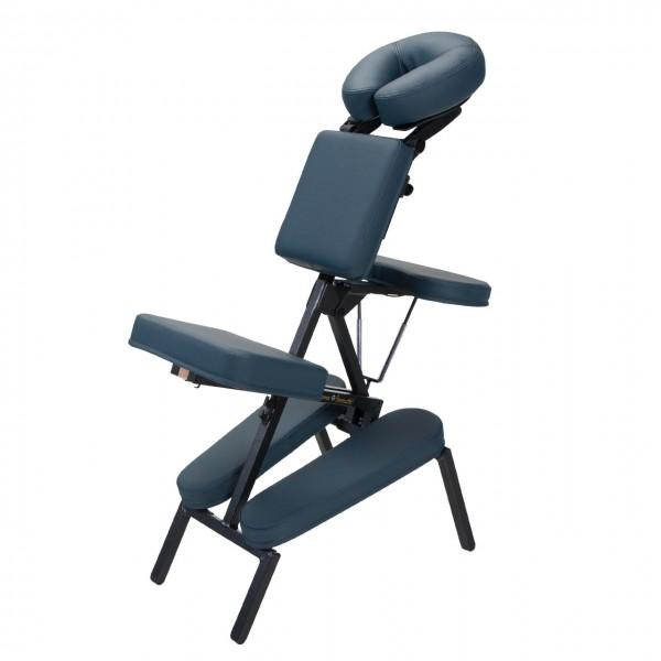 Leichter Massagestuhl Inner Strength ELEMENT - kompakt - stabil - in Farbe agate