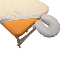 Flanell Set für die Massageliege aus Baumwolle