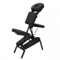 Komplettpaket Massagestuhl Inner Strength ELEMENT - leicht - kompakt - stabil - in Farbe black