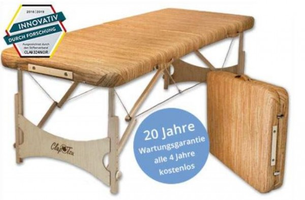 Mobile Massageliege ECO VERDE - MADE IN GERMANY