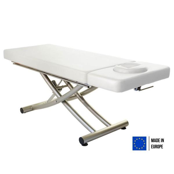 Massageliege elektrisch MATERA mit ERGO-Kopfteil