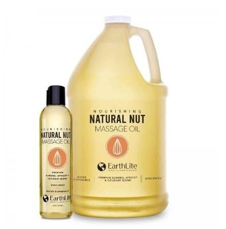 Natürliches Nuss-Öl | in 2 Darreichungsgrößen by EARTHLITE