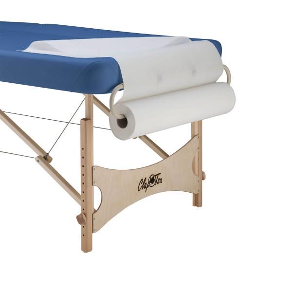 Papierrollenhalter für die Massagebank, einfache, schnelle & effektive Erweiterung