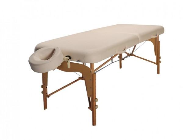 Klappbare Massageliege ClapTzu Classic Pro Set | MONO mit noch mehr Beinfreiheit