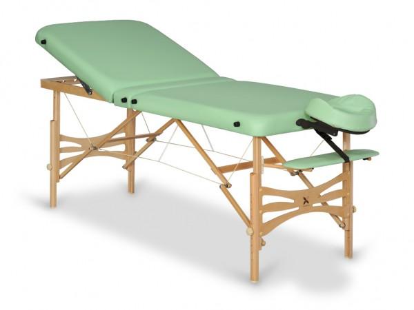 Massagetisch HABYS PANDA Plus mit Rückenlehne