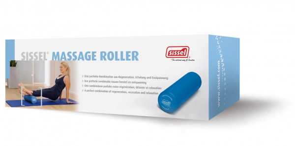 Massagegerät Sissel Massage Roller - Box